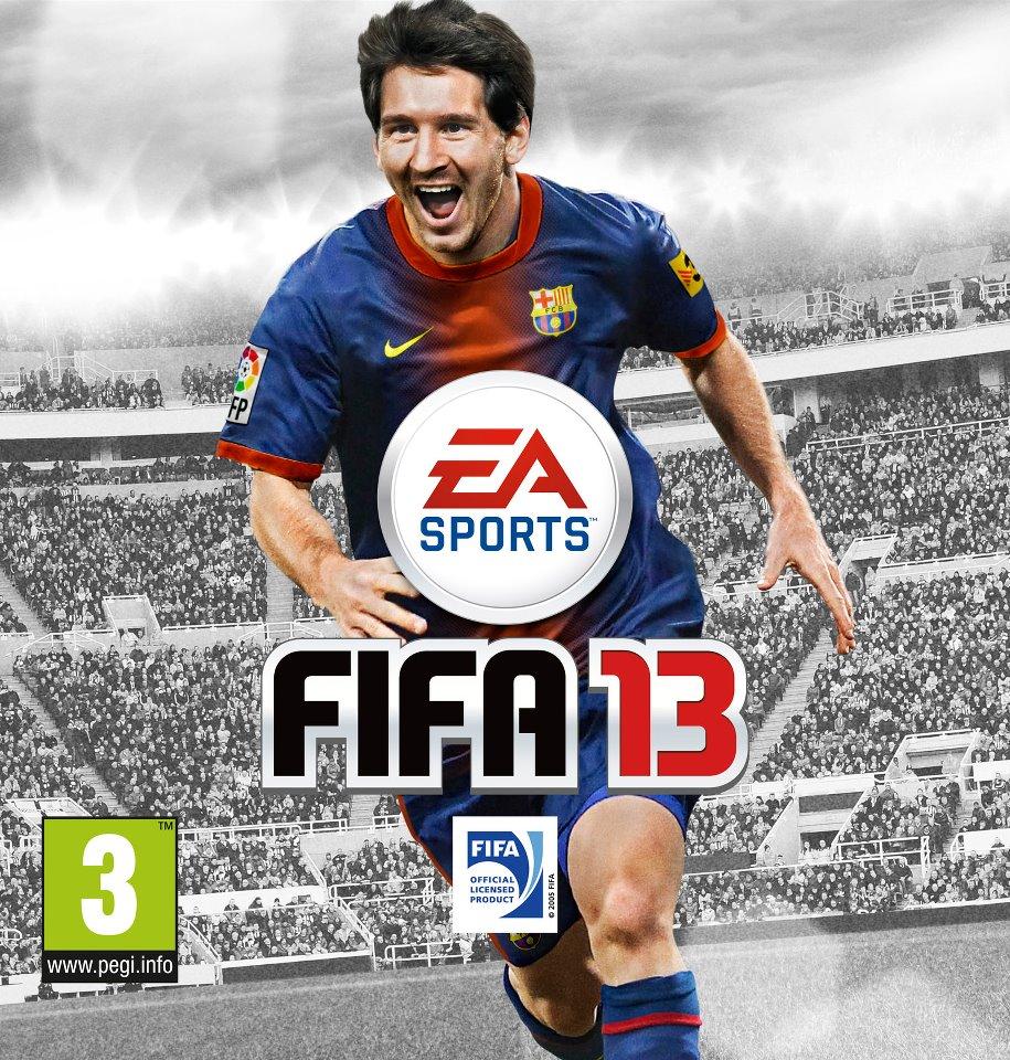 Oficiální obal FIFA 13 67026
