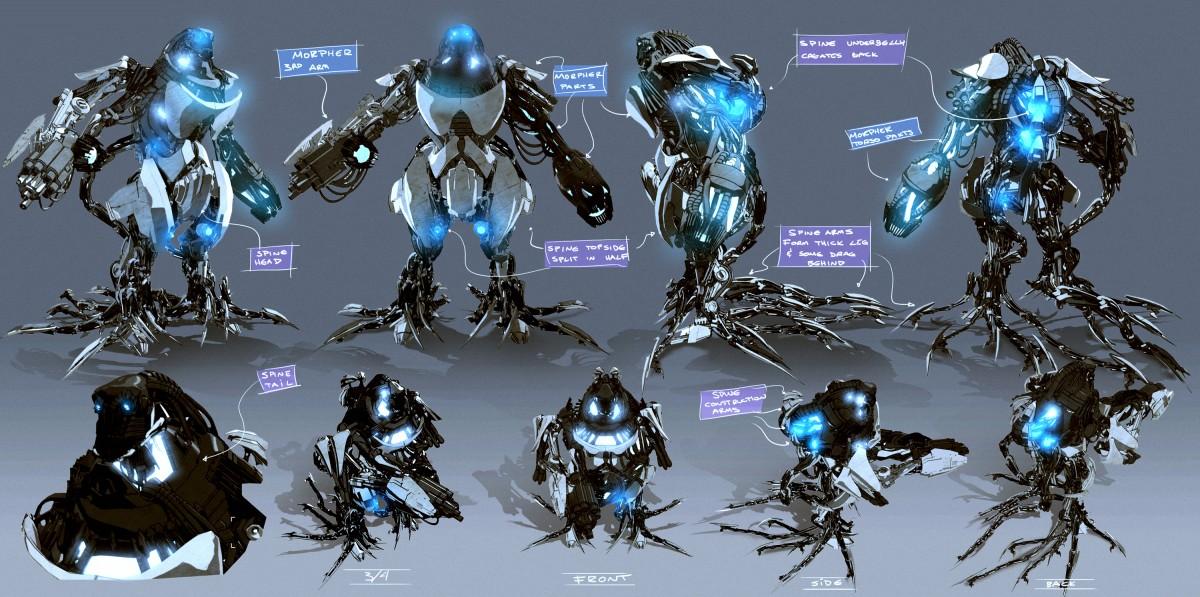 Těšte se na novou sci-fi RTS Tryst 67055