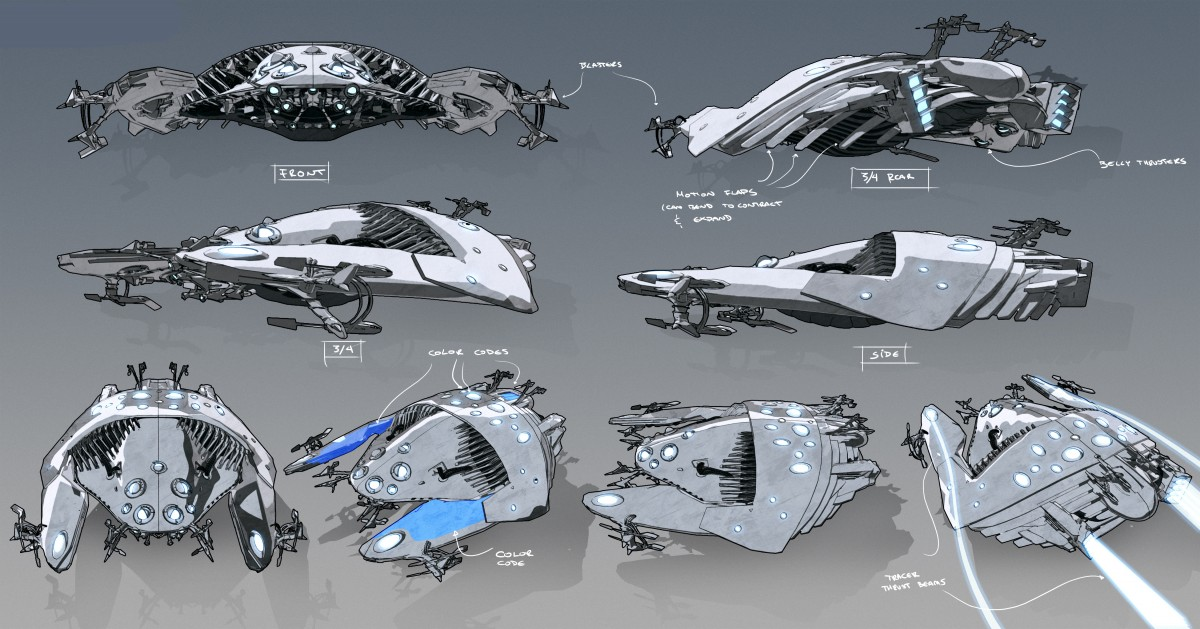 Těšte se na novou sci-fi RTS Tryst 67056