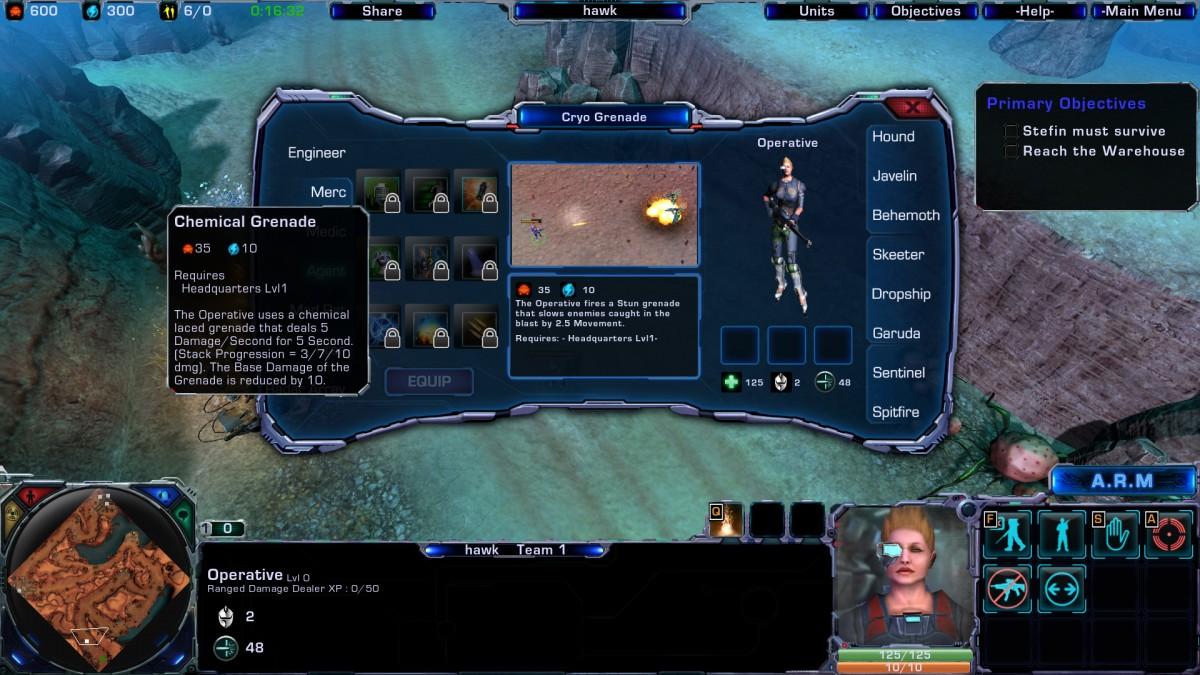 Těšte se na novou sci-fi RTS Tryst 67062