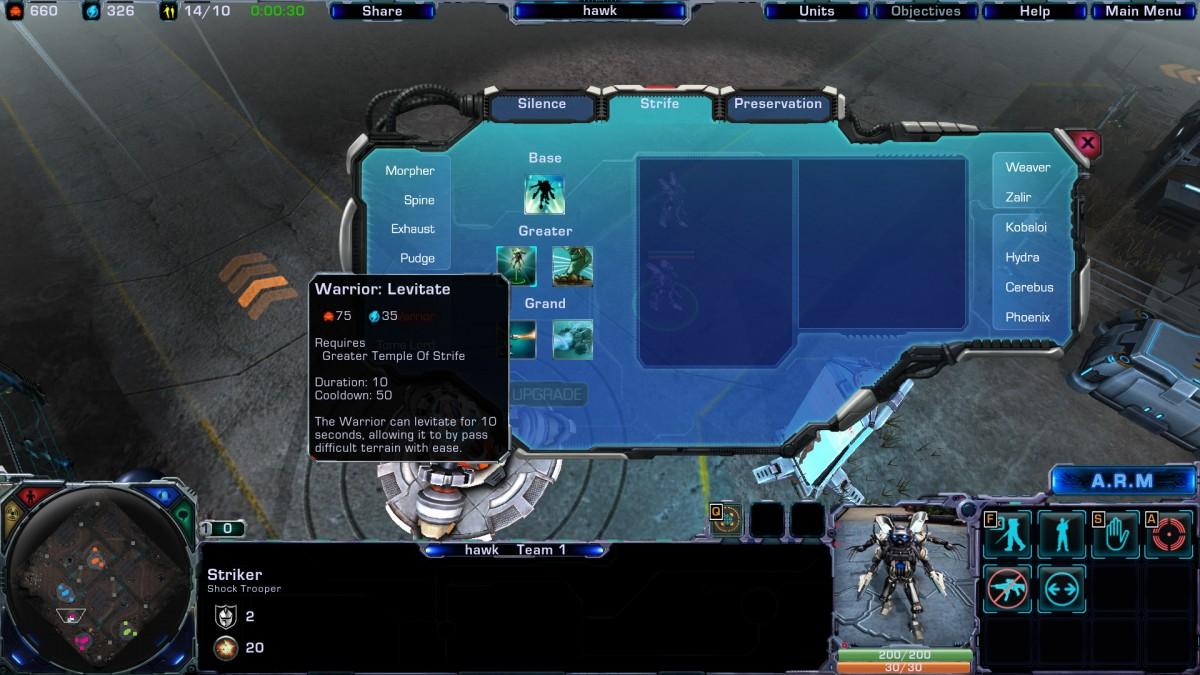 Těšte se na novou sci-fi RTS Tryst 67063