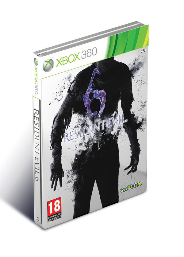 Odtajněna sběratelka Resident Evil 6 67071