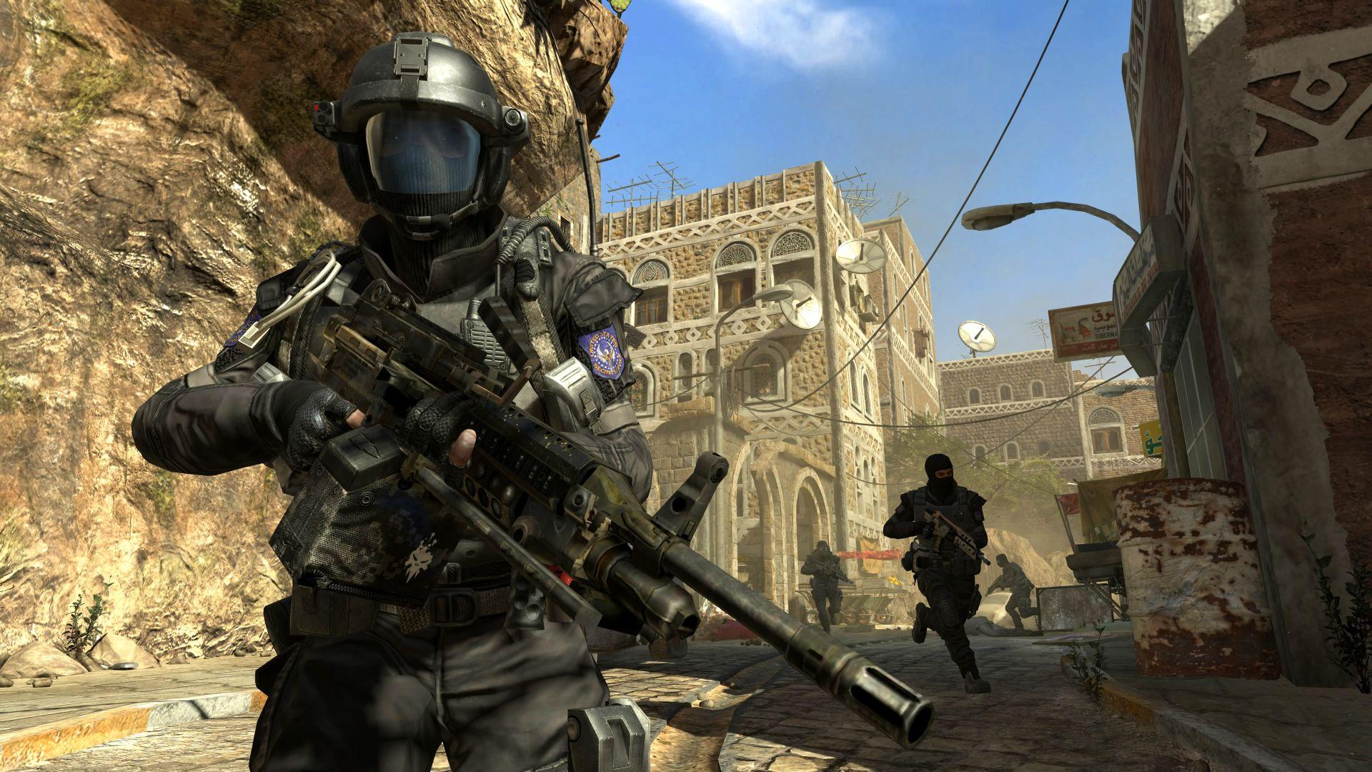 Obrázky a gameplay z Black Ops 2 67076