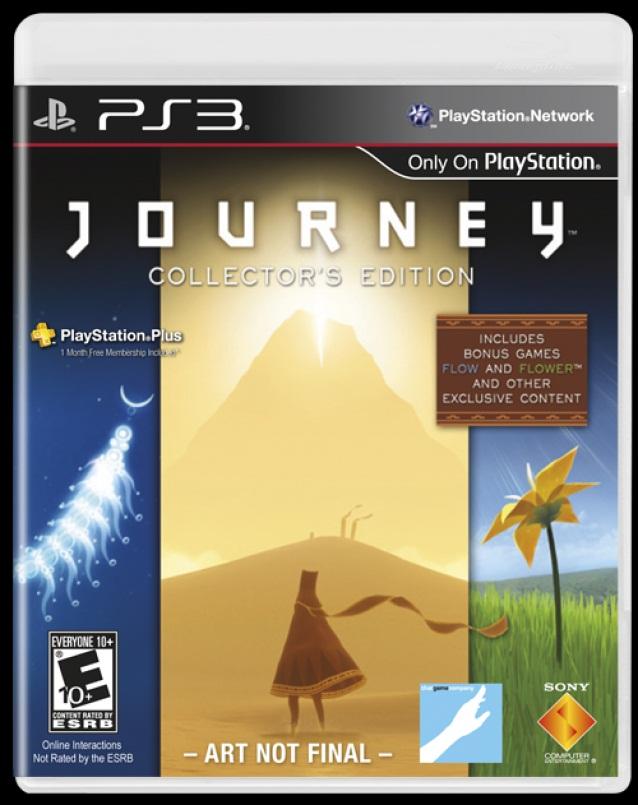 Journey dostane sběratelskou edici 67079