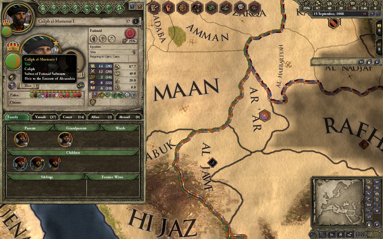Crusader Kings 2 konečně s muslimy 67195