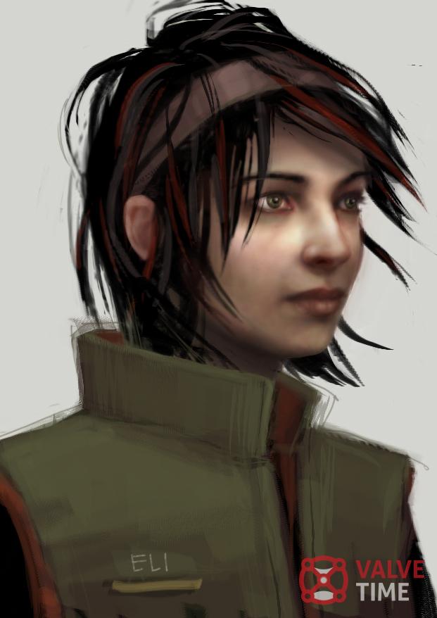 Na internetu se objevila série artworků Half-Life 2: Episode Three z roku 2008 67228