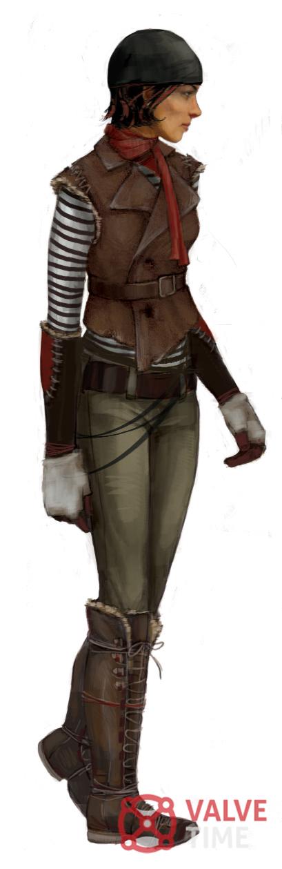 Na internetu se objevila série artworků Half-Life 2: Episode Three z roku 2008 67235
