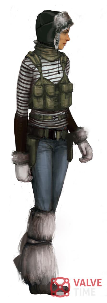 Na internetu se objevila série artworků Half-Life 2: Episode Three z roku 2008 67237