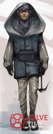 Na internetu se objevila série artworků Half-Life 2: Episode Three z roku 2008 67240