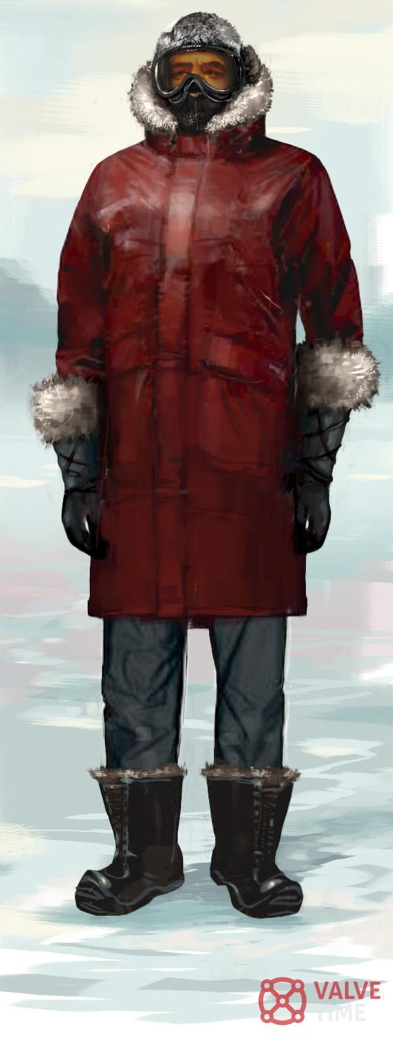 Na internetu se objevila série artworků Half-Life 2: Episode Three z roku 2008 67244