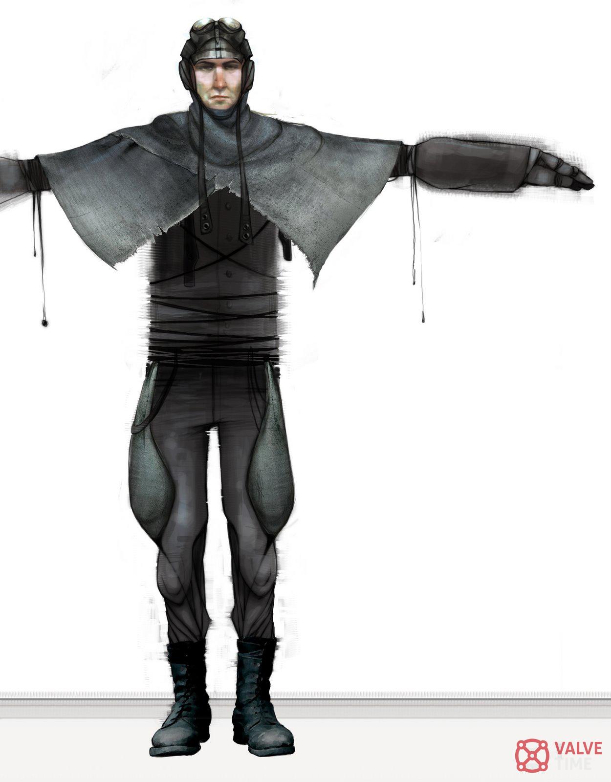 Na internetu se objevila série artworků Half-Life 2: Episode Three z roku 2008 67245
