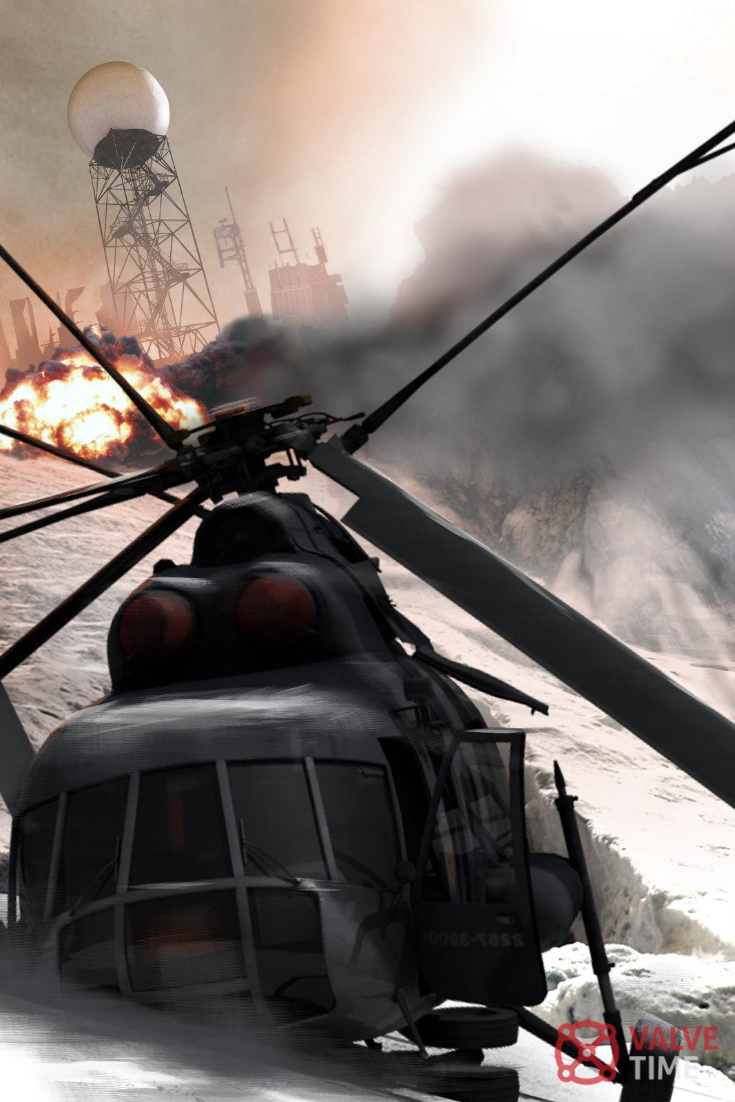 Na internetu se objevila série artworků Half-Life 2: Episode Three z roku 2008 67247