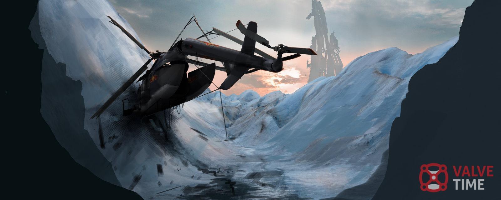 Na internetu se objevila série artworků Half-Life 2: Episode Three z roku 2008 67248