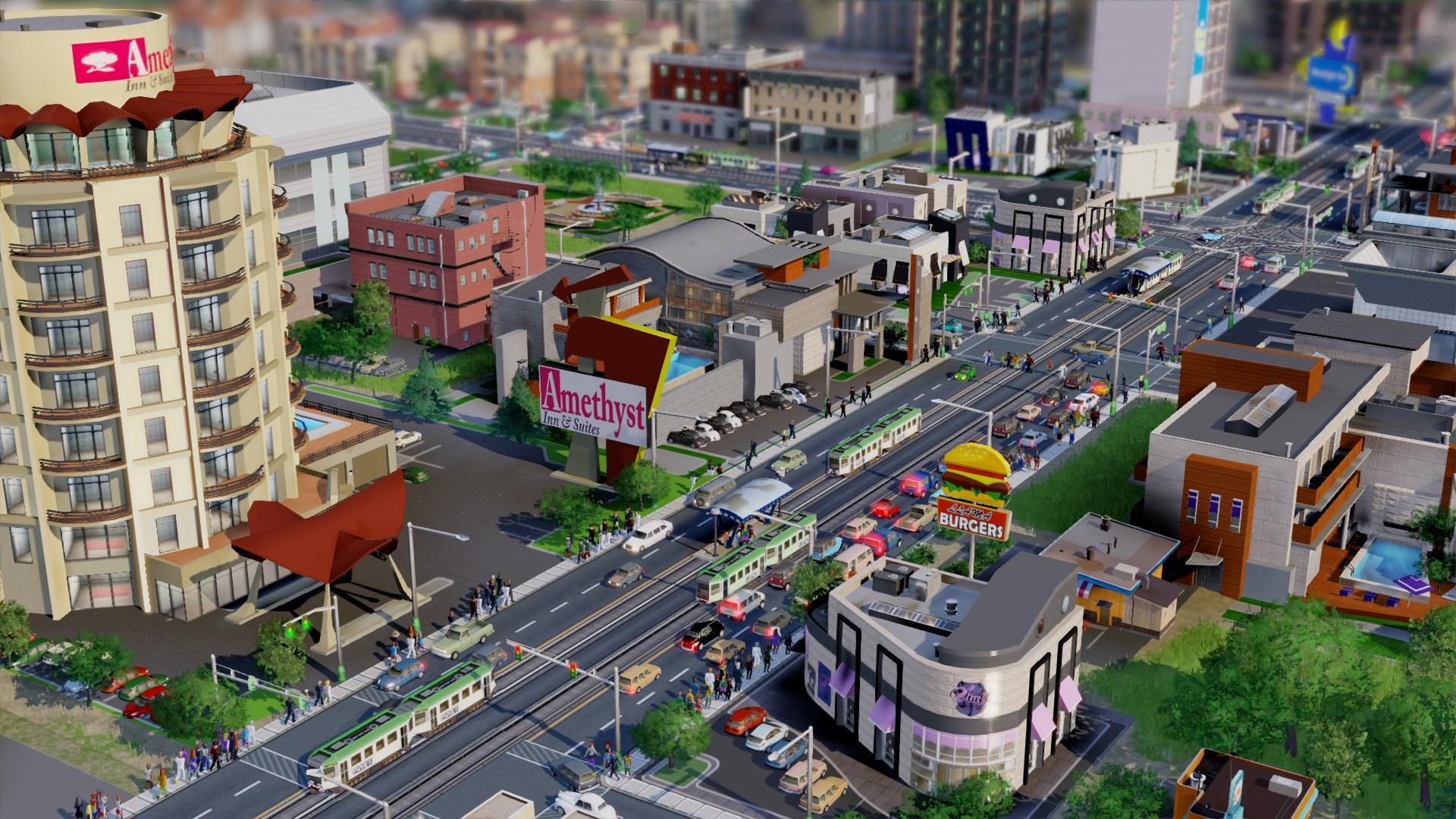 Dva obrázky ze SimCity 67316