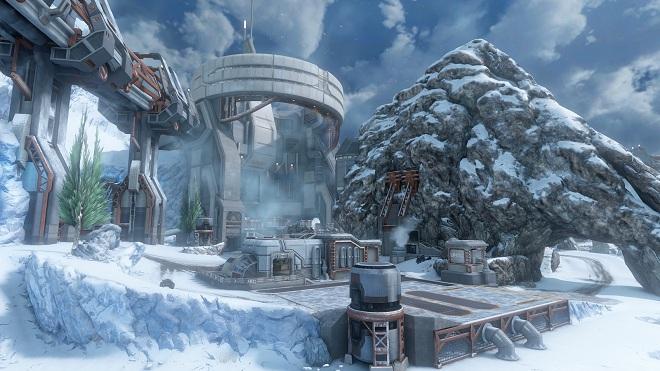 Ani Halo 4 se neobejde bez sněhových vloček 67341