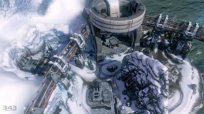Ani Halo 4 se neobejde bez sněhových vloček 67342