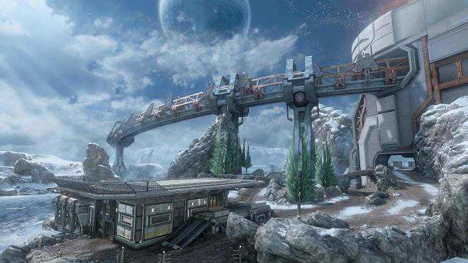 Ani Halo 4 se neobejde bez sněhových vloček 67343