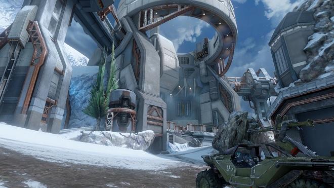 Ani Halo 4 se neobejde bez sněhových vloček 67344
