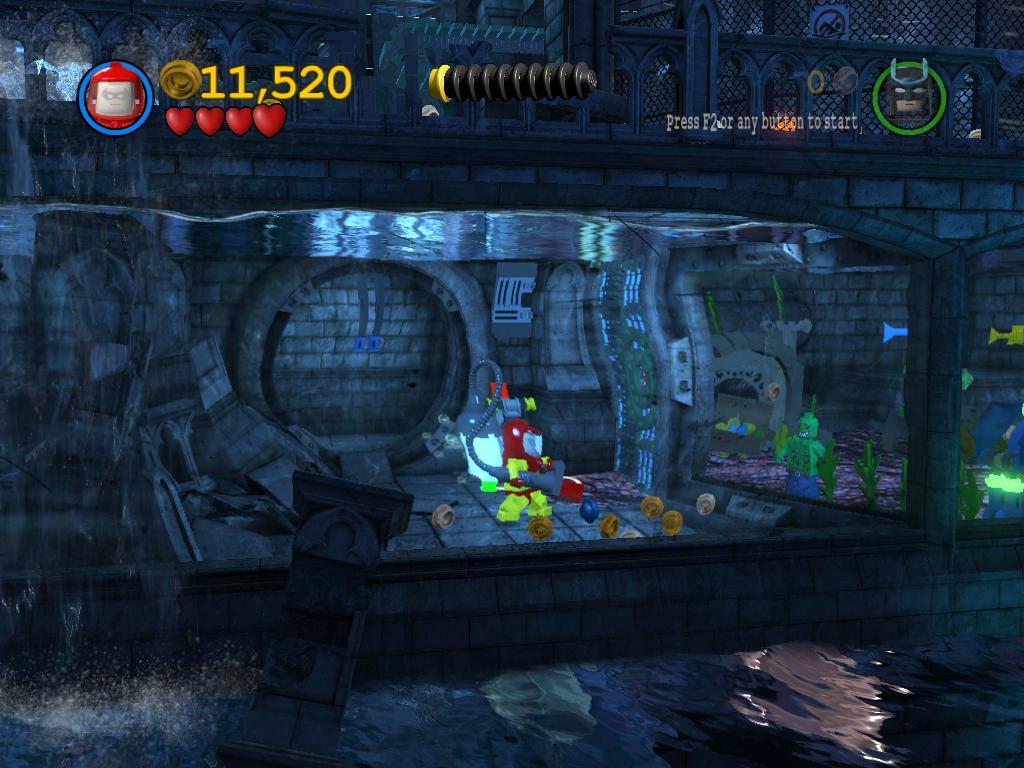 LEGO Batman 2: DC Super Heroes 67349