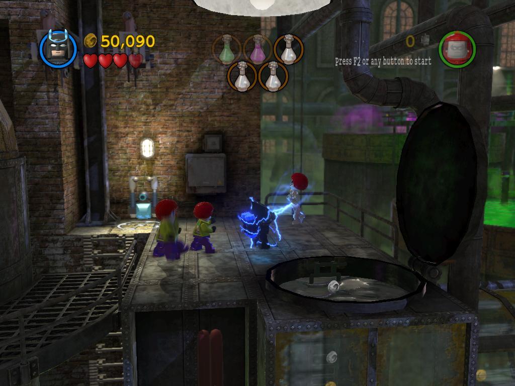 LEGO Batman 2: DC Super Heroes 67351