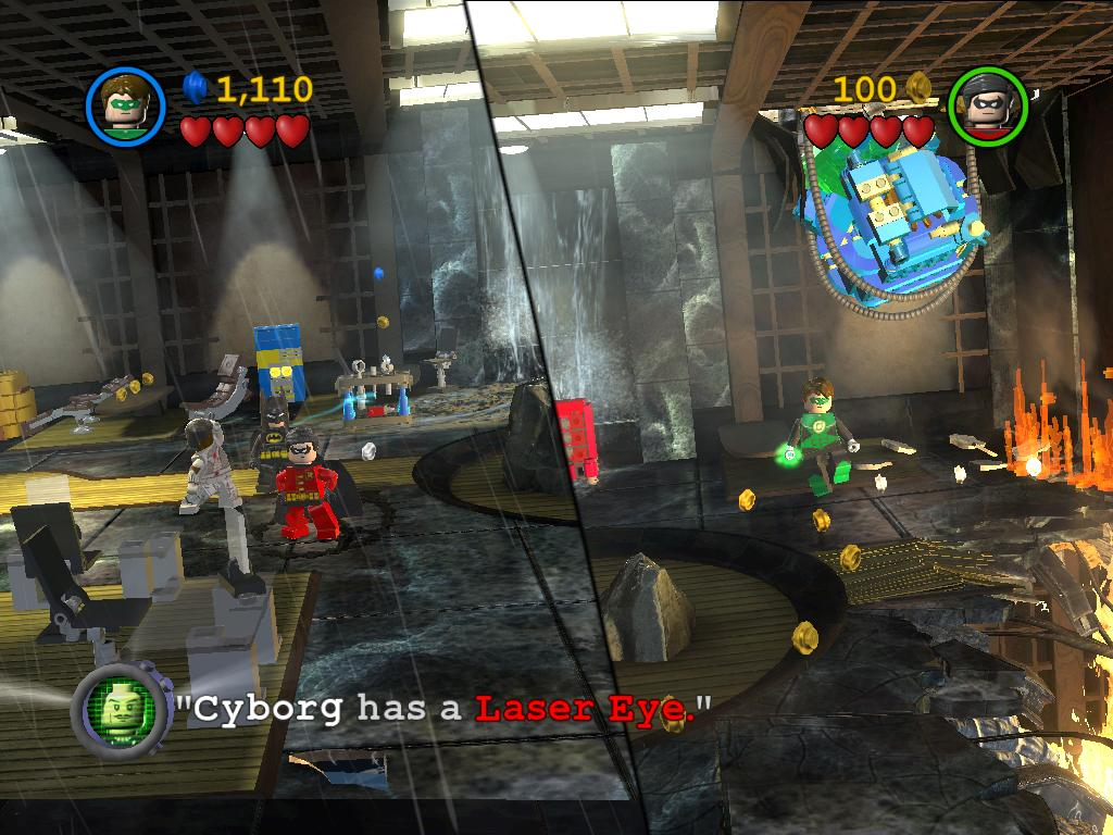 LEGO Batman 2: DC Super Heroes 67355