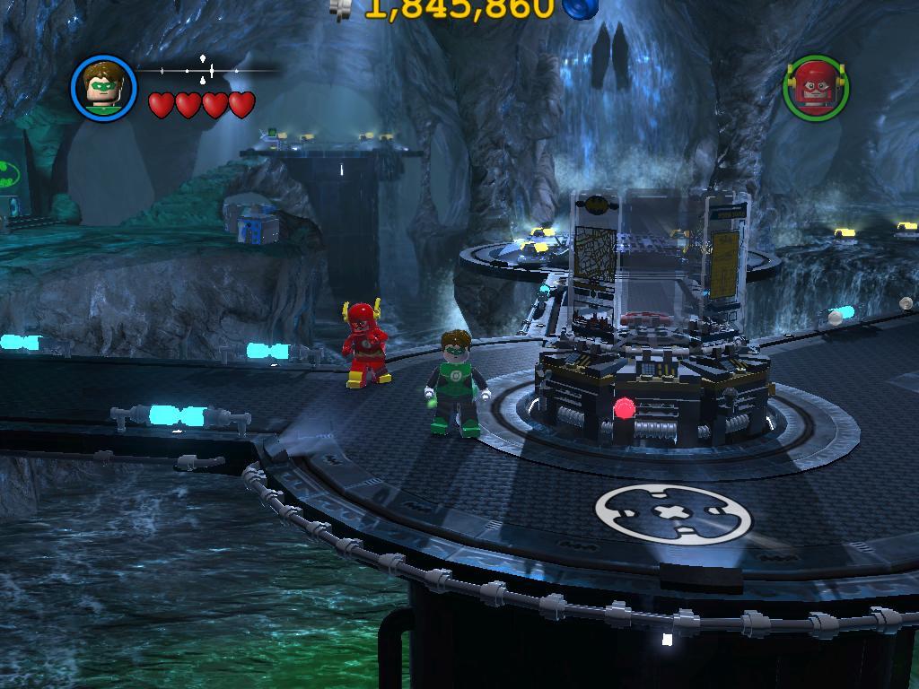LEGO Batman 2: DC Super Heroes 67356