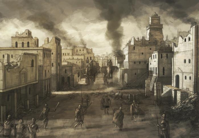 Oficiálně potvrzeno Total War: Rome 2 67374