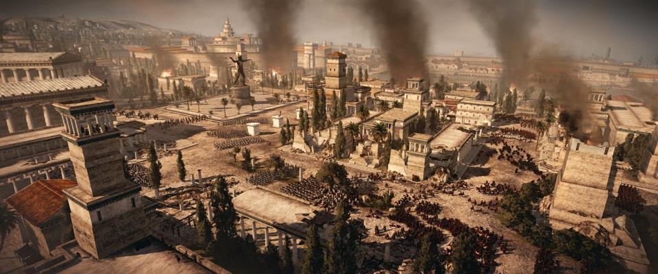 Oficiálně potvrzeno Total War: Rome 2 67376