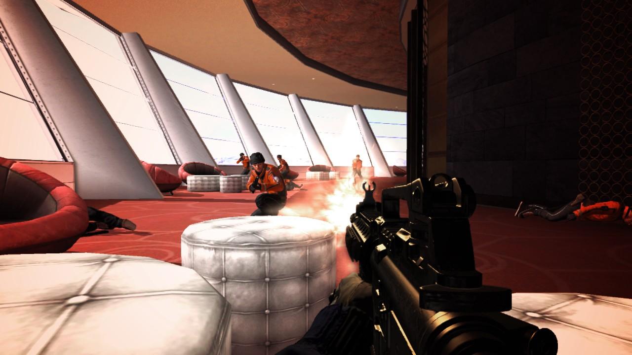 Lyžovačka na obrázcích z 007 Legends 67421
