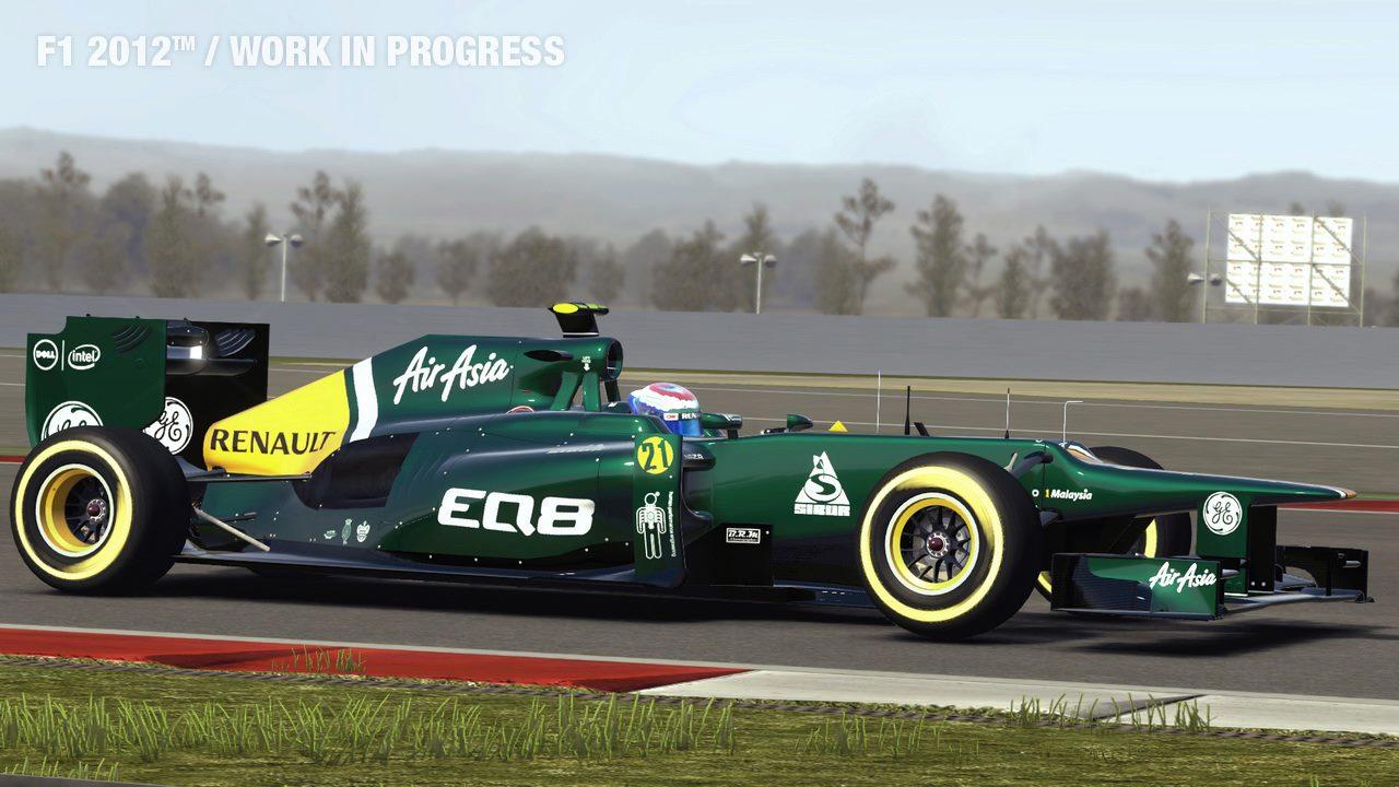 Tři nové obrázky z F1 2012 67462