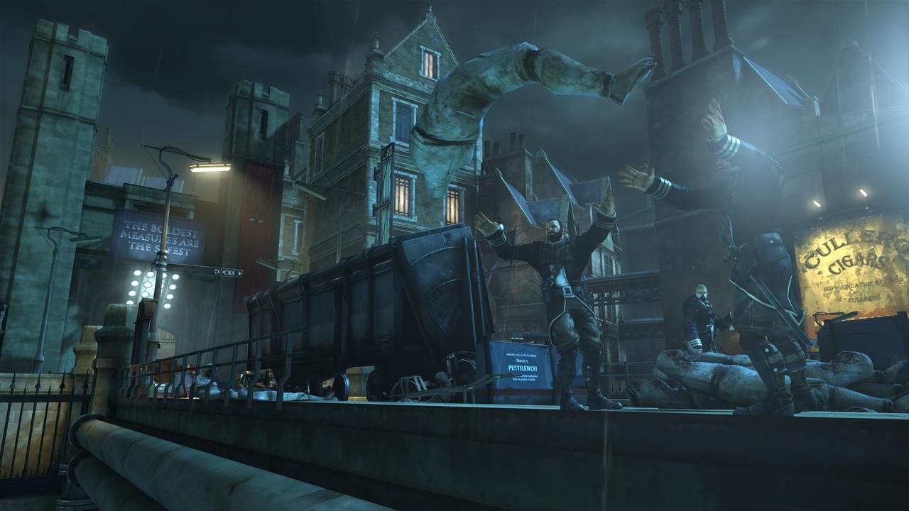 Nové obrázky a artwork z Dishonored 67801