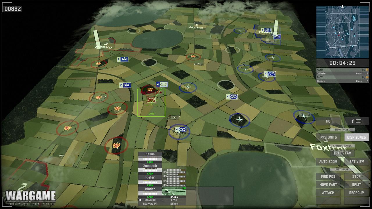 Nový mód a 7 map pro Wargame: European Escalation 67805