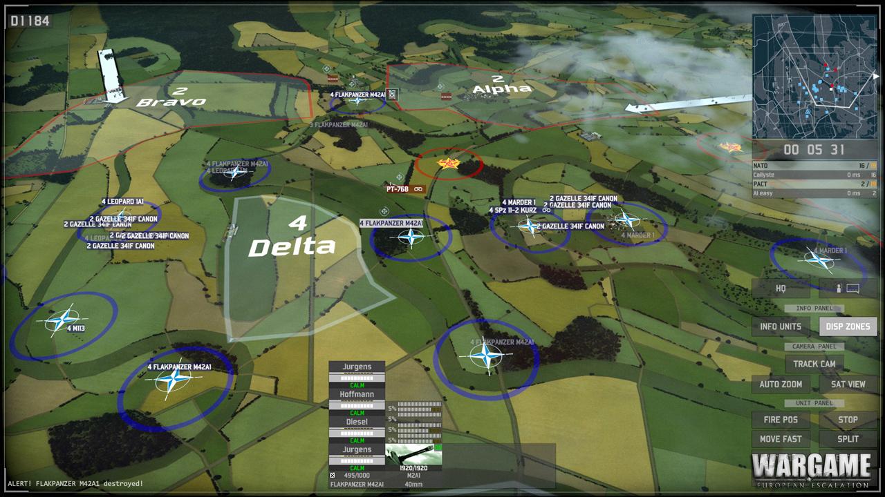 Nový mód a 7 map pro Wargame: European Escalation 67806