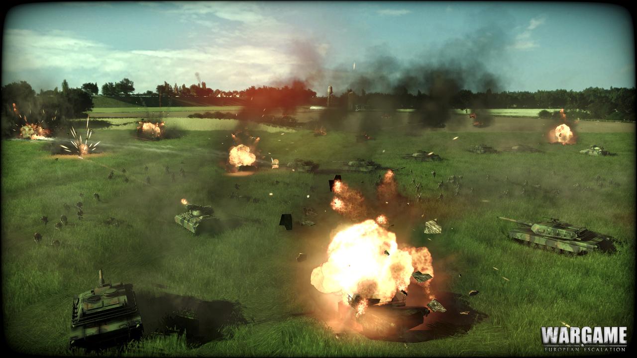 Nový mód a 7 map pro Wargame: European Escalation 67807
