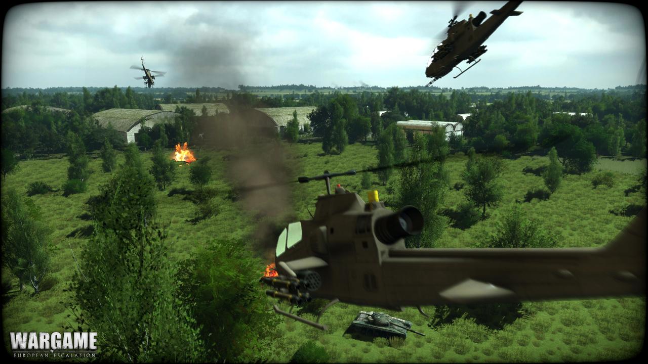 Nový mód a 7 map pro Wargame: European Escalation 67808
