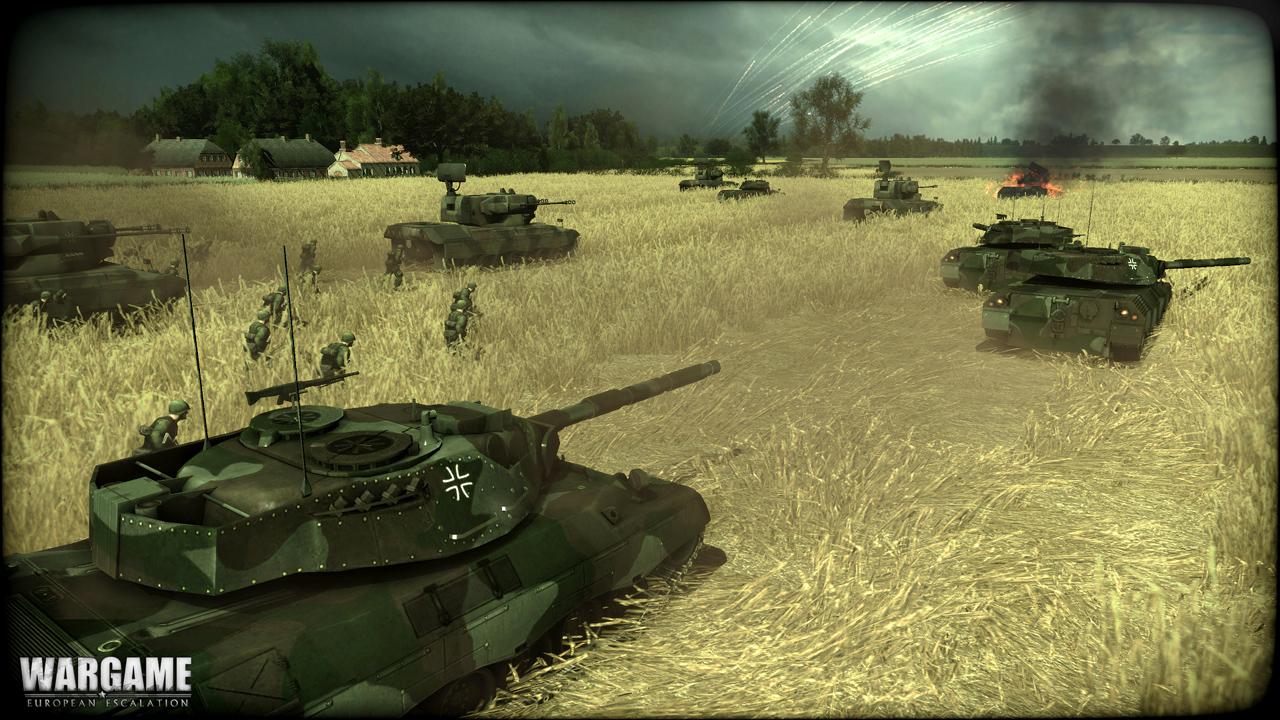 Nový mód a 7 map pro Wargame: European Escalation 67809