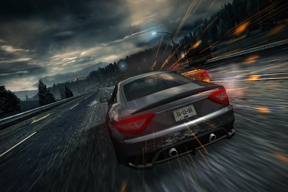 První obrázky a gameplay z iOS verze NFS: Most Wanted 67813
