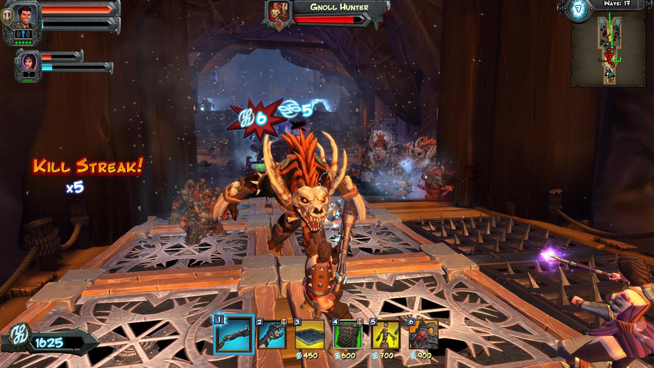 Orcs Must Die! 2 s nekonečným módem 67828