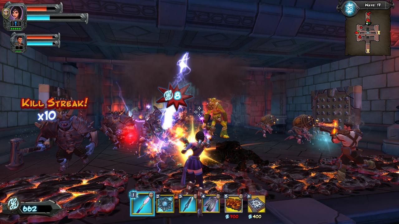Orcs Must Die! 2 s nekonečným módem 67829