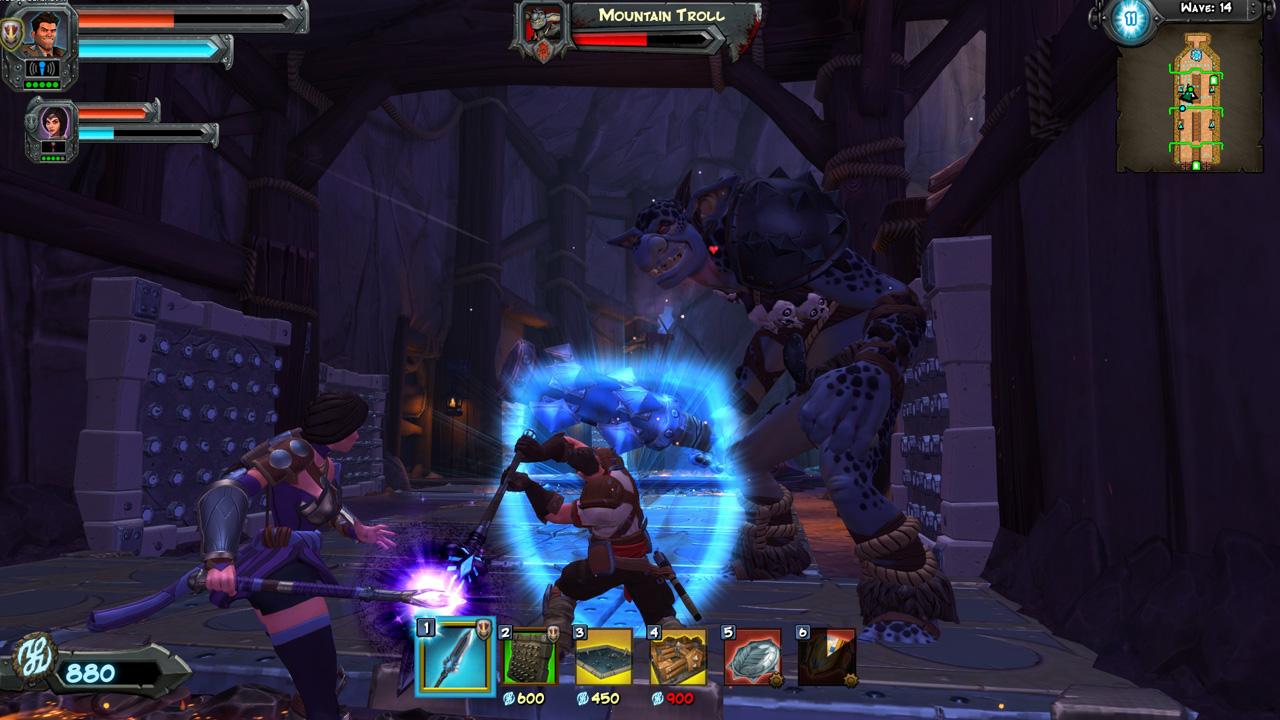 Orcs Must Die! 2 s nekonečným módem 67830