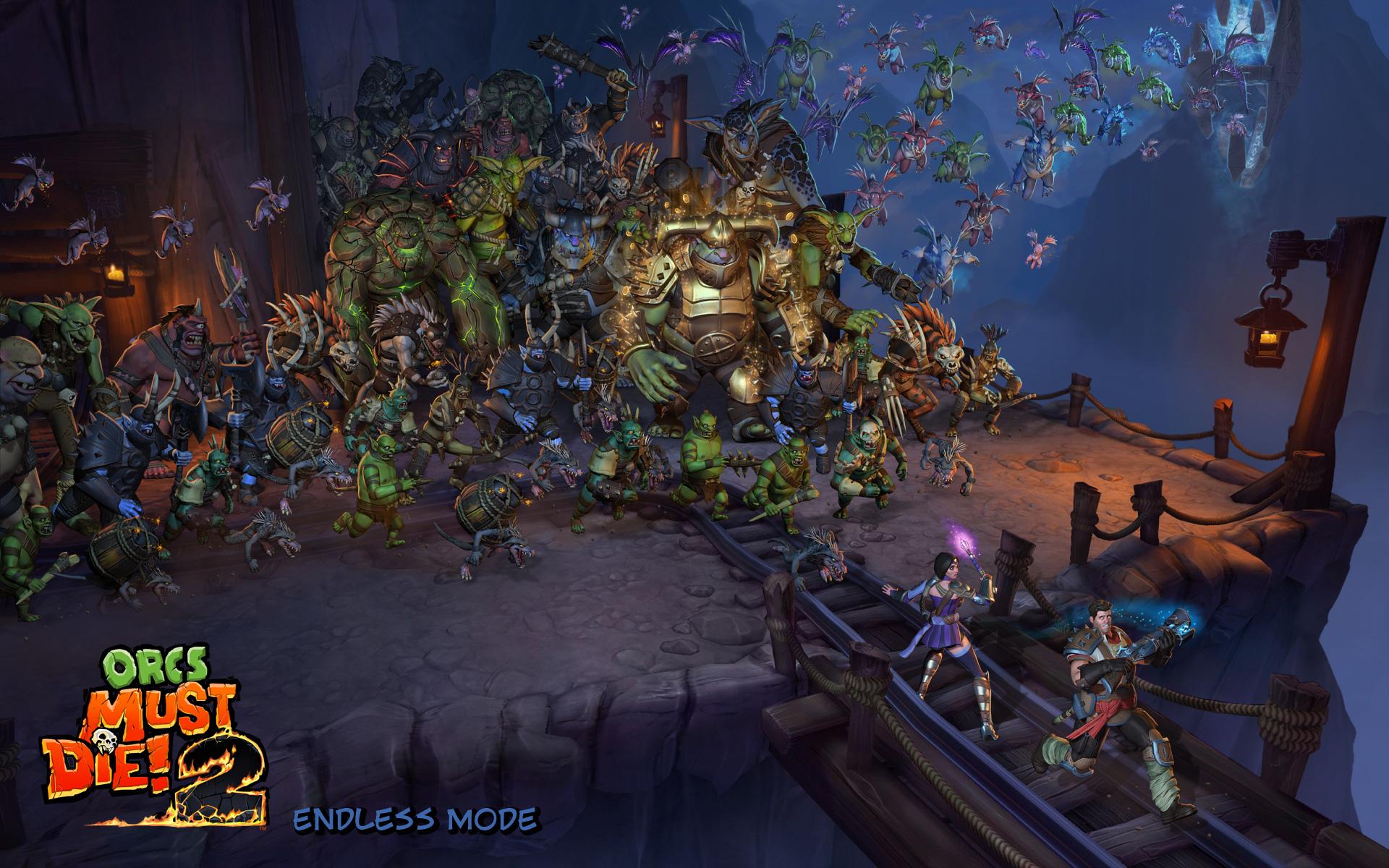 Orcs Must Die! 2 s nekonečným módem 67831