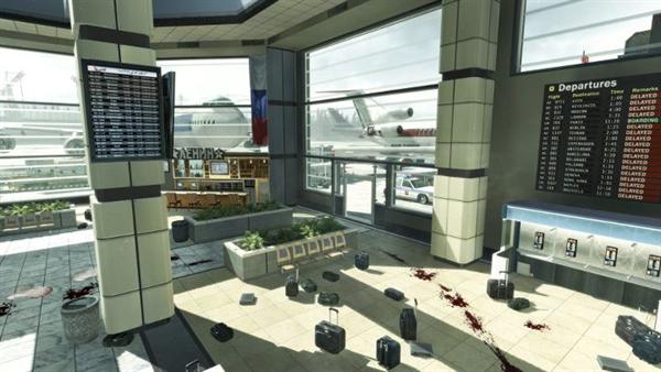 Terminal mapa z MW2 zdarma ke stažení do Modern Warfare 3 67832
