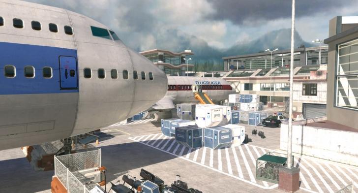 Terminal mapa z MW2 zdarma ke stažení do Modern Warfare 3 67833