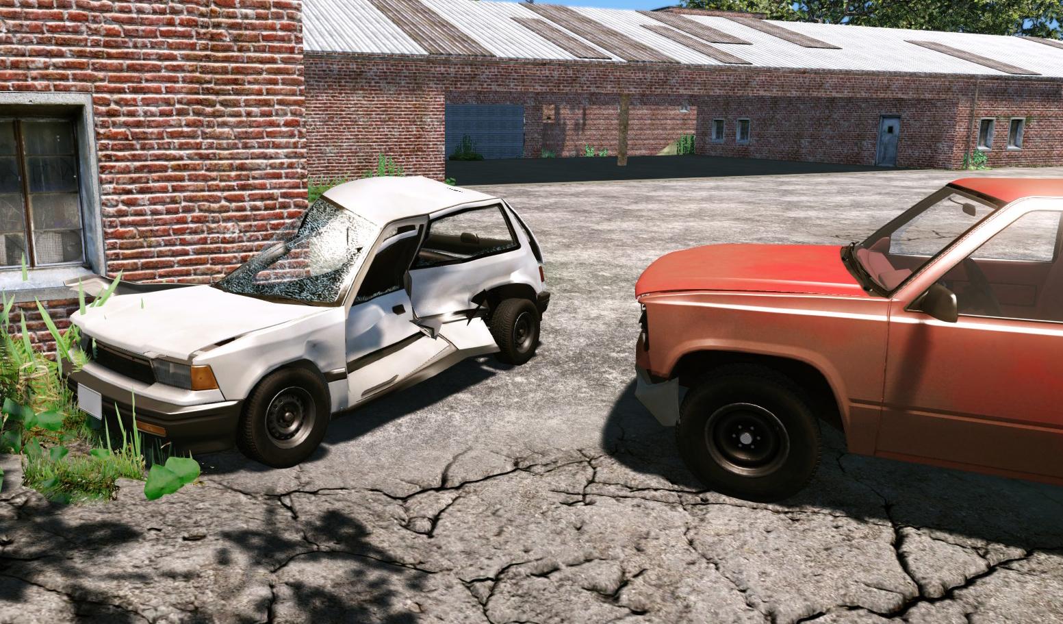 Ukázka z deformace vozidel v CryEngine 3 67851