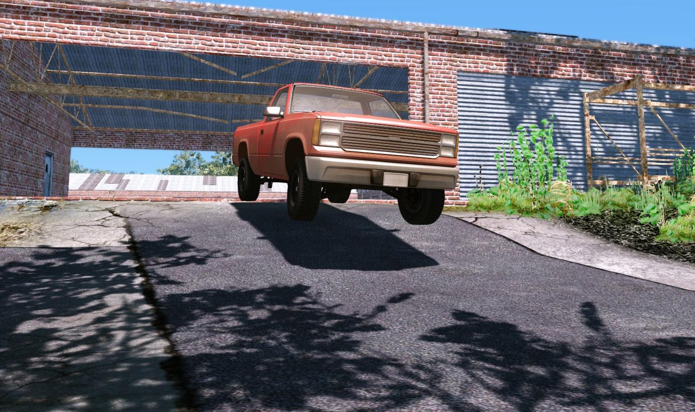 Ukázka z deformace vozidel v CryEngine 3 67853