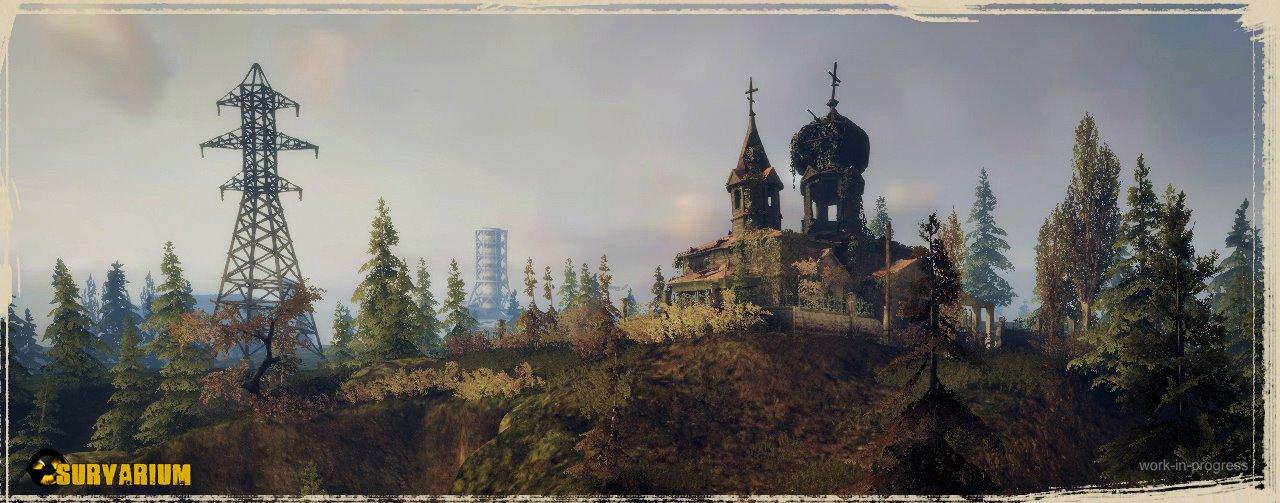 První in-game obrázky z online FPS Survarium 67862