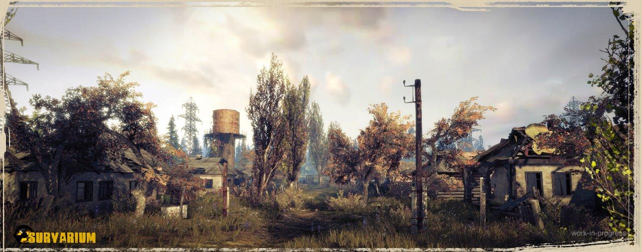 První in-game obrázky z online FPS Survarium 67864