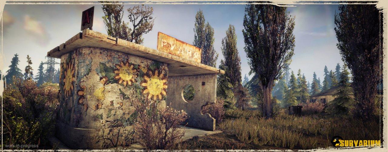První in-game obrázky z online FPS Survarium 67865