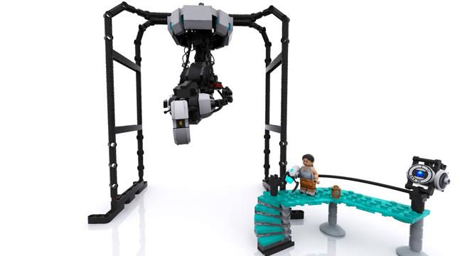 LEGO Portal se opravdu stane skutečností 67973