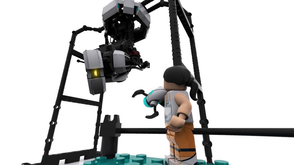 LEGO Portal se opravdu stane skutečností 67974